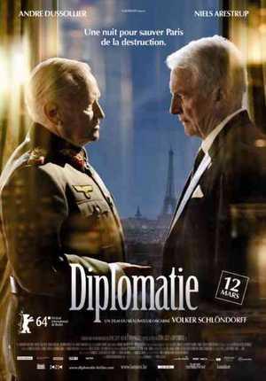 Diplomatie - Drama, Historische film