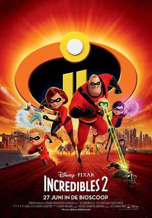 The Incredibles 2 - Animatie Film