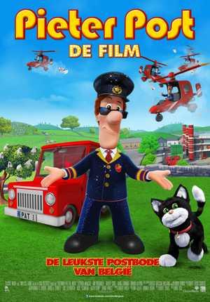 Pieter Post de Film - Animatie Film
