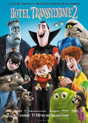 Hotel Transsylvanië 2 - Familie, Komedie, Animatie Film