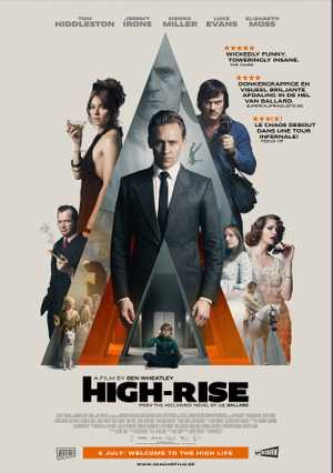 High Rise - Actie, Science-Fiction, Thriller