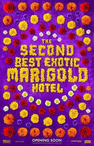The Best Exotic Marigold 2 - Drama, Komedie
