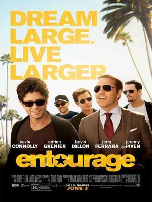 Entourage - Komedie