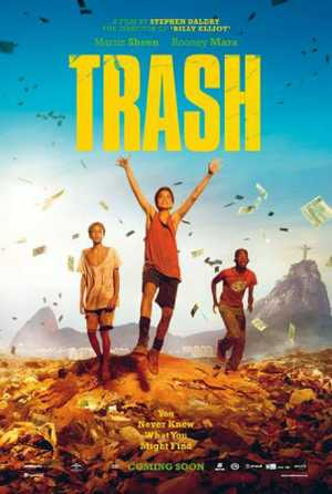 Trash - Thriller, Drama, Avontuur