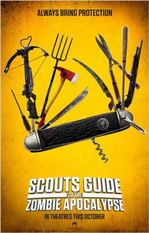 Scout's Guide To The Zombie Apocalypse - Horror, Komedie