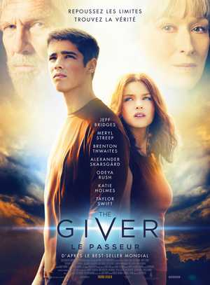 The Giver - Science-Fiction, Drama