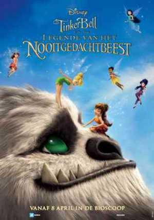 Tinkerbell & De legende van het nooitgedachtbeest - Familie, Avontuur, Animatie Film