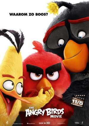 Angry Birds - Animatie Film