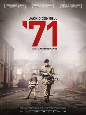 '71 - Oorlogfilm, Actie, Drama