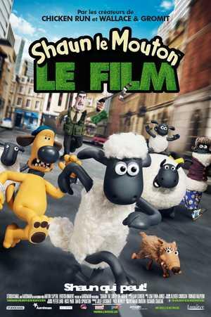 Shaun Het Schaap : De Film - Familie, Avontuur, Animatie Film
