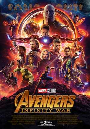 Avengers: Infinity War - Part I - Actie, Science-Fiction, Avontuur