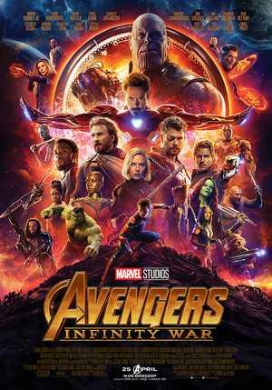 Avengers: Infinity War - Part I - Actie, Science-Fiction, Avontuur