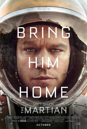 The Martian - Actie, Science-Fiction, Avontuur