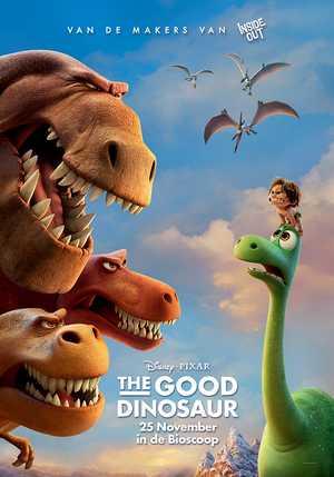 The Good Dinosaur - Familie, Komedie, Animatie Film
