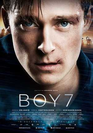 Boy 7 - Thriller, Actie, Science-Fiction