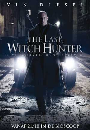 The Last Witch Hunter - Actie, Fantasy