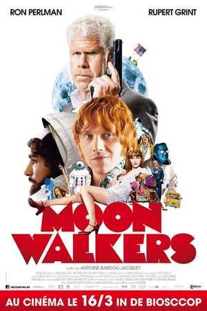 Moonwalkers - Komedie