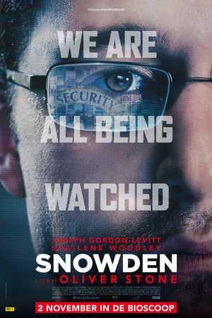 Snowden - Biografie, Thriller, Drama