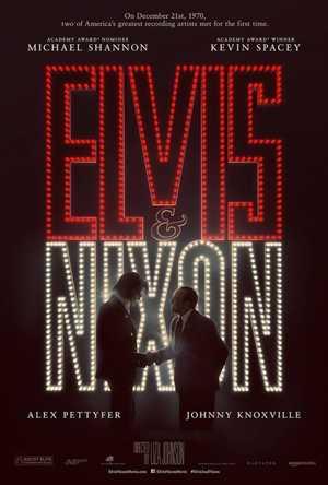 Elvis & Nixon - Komedie
