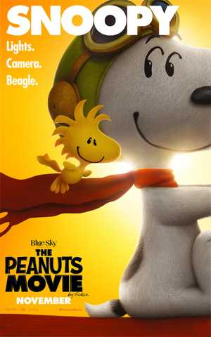 Snoopy en de Peanuts - Familie, Avontuur, Animatie Film