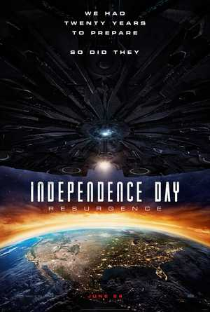 Independence Day : Resurgence - Actie, Science-Fiction