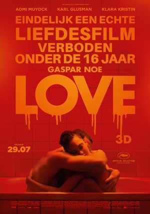 Love - Drama, Erotiek