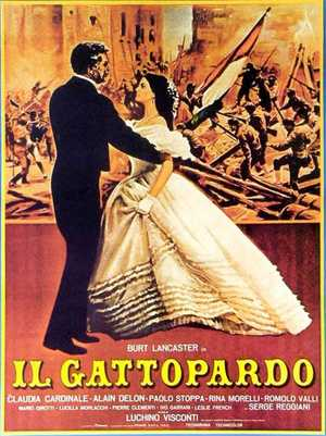 Il Gattopardo - Oorlogfilm, Drama, Historische film, Romantisch