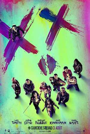 Suicide Squad - Actie