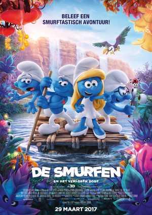 De Smurfen en het Verloren Dorp - Familie, Animatie Film