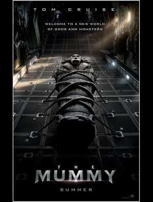 The Mummy – 7 juni - Actie, Fantasy, Avontuur