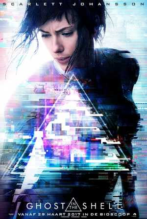 Ghost in the Shell - Actie, Science-Fiction, Thriller, Drama