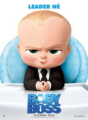 The Boss Baby - Familie, Komedie, Animatie Film