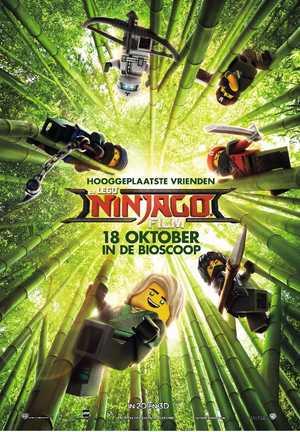 The Lego Ninjago Movie - Animatie Film
