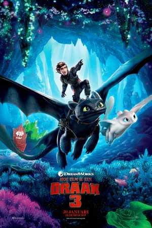 Hoe Tem Je een Draak 3 - Familie, Animatie Film