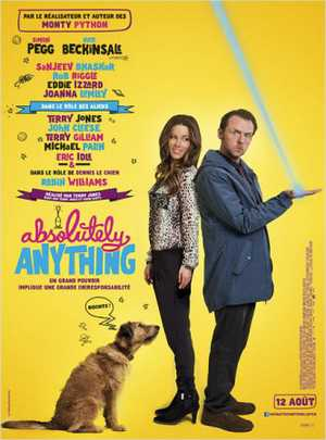Absolutely Anything - Science-Fiction, Komedie