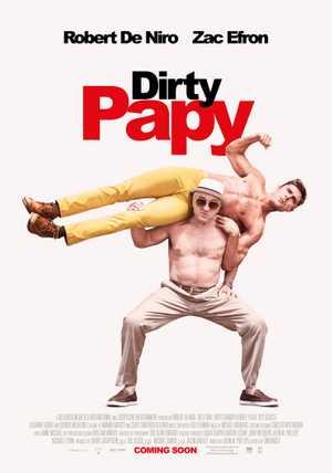 Dirty Grandpa - Komedie