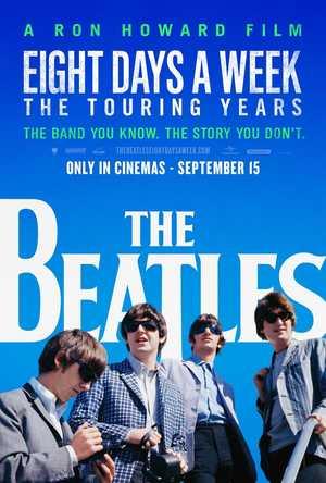 The Beatles : Eight Days a Week - The Touring Years - Muziek