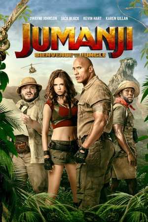 Jumanji: Welcome to the jungle - Familie, Fantasy, Avontuur