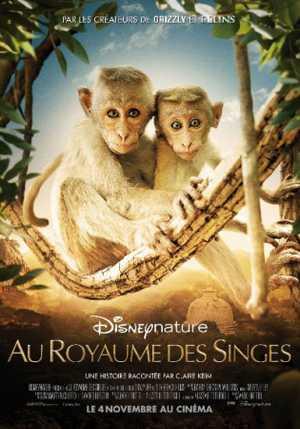 Monkey Kingdom - Documentaire