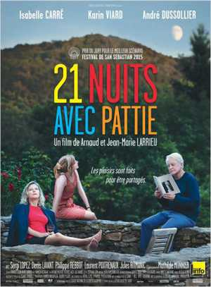 Vingt et une Nuits avec Pattie - Komedie