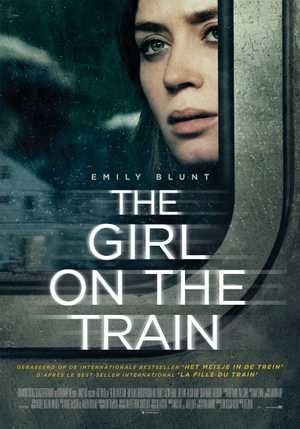 The Girl on the Train - Thriller