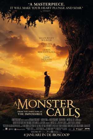A Monster Calls - Drama, Fantasy