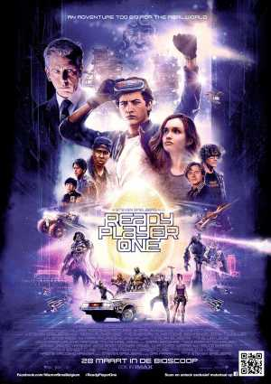 Ready Player One - Actie, Science-Fiction, Fantasy, Avontuur