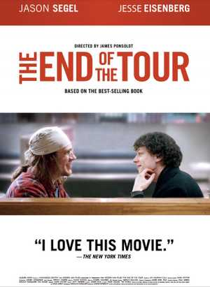 The End of the Tour - Drama