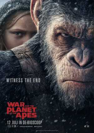 War for the Planet of the Apes - Actie, Science-Fiction, Drama