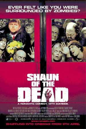 Shaun of The Dead - Romantische komedie