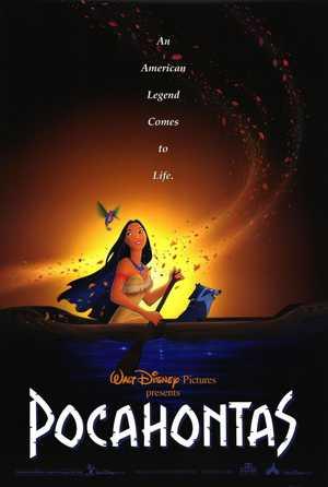 Pocahontas - Tekenfilm