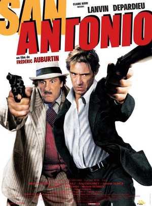 San Antonio - Politie