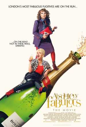 Absolutely Fabulous: The Movie - Komedie