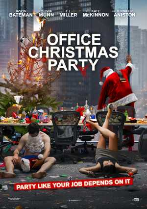 Office Christmas Party - Komedie